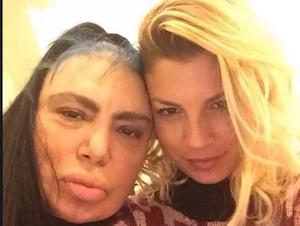 loredana berte ed emma marrone fanno pace duettano nella quinta puntata del serale di amici 2015