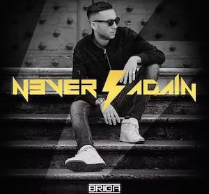 never again cd nuovo album di mattia briga