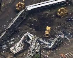 ultime notizie treno deragliato negli usa un italiano morto di orgine sarda