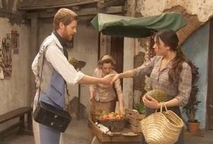 video incontro tra mariana e nicolas nuovo fidanzato mariana anticipazioni il segreto