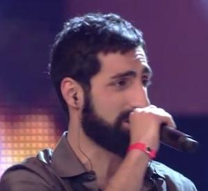 vincitore di the voice italia 2015  Fabio Curto team francesco e roby facchinetti