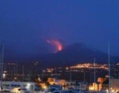 vulcano etna eruzione in tempo reale ultime notizie