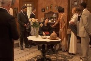 donna francisca ricoverata in clinica catatonia guarisce il segreto telenovela