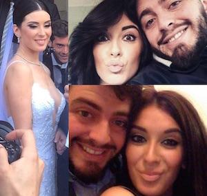 nunzia pennino sposa diego armando maradona junior kiko kim kardashian