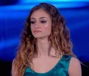 virginia vince contro klaudia è la vincitrice della categoria ballo di amici 2015