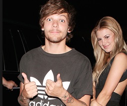 Briana Jungwirth incinta Louis Tomlinson papa one direction utlime news e gossip