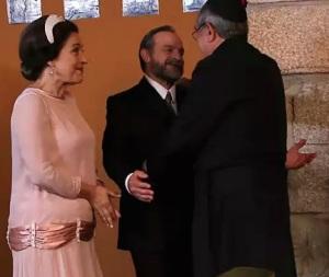 donna francisca sposa raiumnido anticipazioni foto il segreto quarta stagione