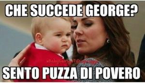 principe george figlio di kate middleton e william la pagina bay george ti disprezza