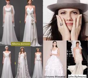 abito da sposa elisa toffoli cantante amici 2015 nozze matrimonio ultime news stilista abito da sposa