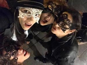 addio al nubilato foto di elisa toffali cantante amici 2015