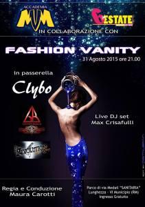 maura carotti fashion vanity sfilata di moda roma lunghezza castello