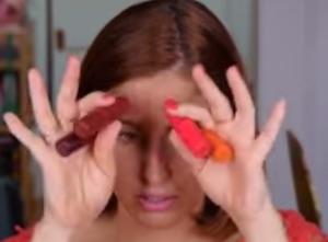 rossetti mac clio make up giambattista valli colore recensione