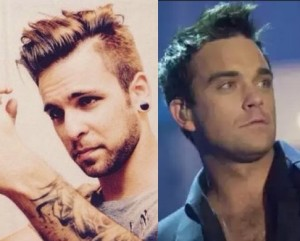 alessio bernabei lascia i dear jack come robbie williams face con i take that