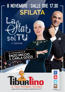La Star Sei Tu  enzo miccio e carla gozzi a tibutino gudonia roma
