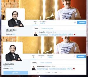 elio social profilo twitter ufficiale giudice x factor italia 2015 edizione 9