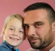 francia colleghi regalano le ferie ad un padre la cui figlia di 5 anni ha un tumore Marine Jonathan Dupre
