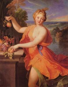 panoma dea romana da cui ha orgine halloween