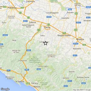 terremoto oggi a parma vicno a langhirano parma emilia romagna