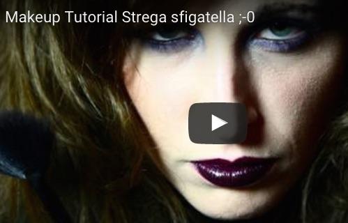 Trucco da Strega per Halloween Video Clio Make Up: veloce ...