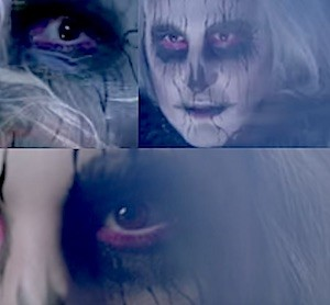 trucco zombi halloween come raliazzarlo video youtube tutorial mac cosmeticas matt king
