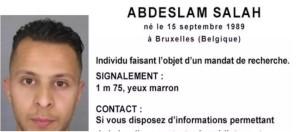 Abdeslam Salah salam terrorista strage di parigi ricercato in furga