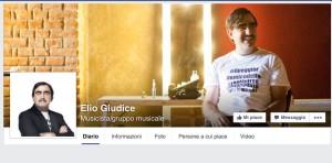 elio giudice su facebook profilo vero reale