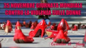giornata mondiale internazionale contro la violenza sulle donne