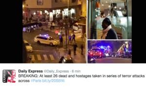 immagini parigi attentato stadio