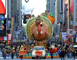 parata della festa del ringraziamento new york d in Thanksgiving Day Parade