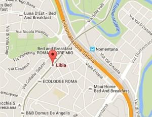 allarme bomba libia metro b 1 roma ultime notizie