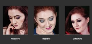 look make up rossella regina capodanno 2016