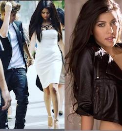 selena gomez e justin bieber gossip nuova fidanzata Kourtney Kardashian