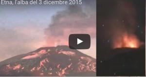 vulcano etna eruzione video e foto in diretta da youtube