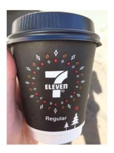 caffe 7 eleven sydney melbourne ad un dollaro