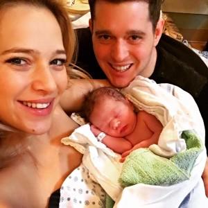 elias buble e nato il secondo figlio di Michael Buble