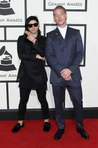 Diplo indossa Vivienne Westwood MAN ai 58 Grammy Music Awards