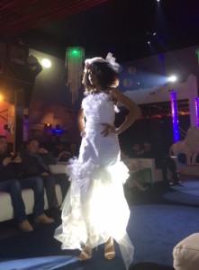 abito da sposa Cinzia dell'OmoCinzia dell Omo fashion vanity revolution ariccia