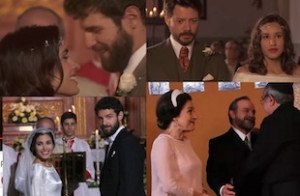 matrimoni a il segreto quarta stagione aurora lucas amalia bosco ines raimundo francisca