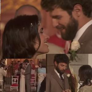 matrimonio di bosco ed ines video youtube il segreto telenovela spagnola