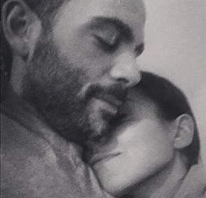 alessia reato e il fidanzato  Massimiliano Dendi instagram isola dei fmaosi gossip