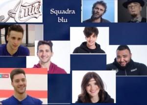 squadra blu serale amici 2016 nomi squadra j ax e nek amici 15