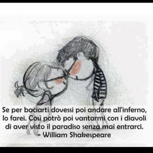 frasi d amore william shalkespeare