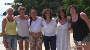 le mamme le amiche e le fidanzate all isola dei famosi 2016