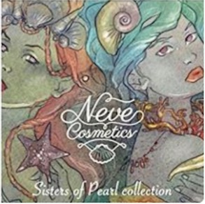neve cosmetics collezione sister of pearl collection 2016