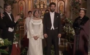 video matrimonio bosco ed amalia ils egreto