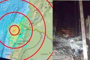 video terremoto in ecuador oggi 17 aprile 2016 ultime notizie scossa magnirudo 7 8