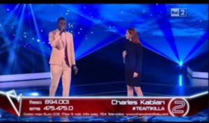 charles kablan duetto annalisa vincitore di the voice of italy 2016