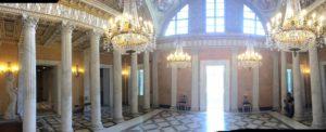 sala interna villa torlonia