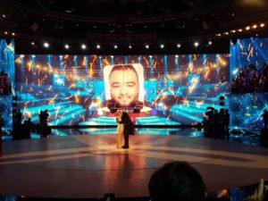 sergio Sylvestre vince amici 15 contro eloedie video della proclamazione del vincitore in diretta tv amic 2016