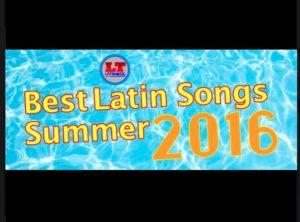 best latin songs summer 2016
